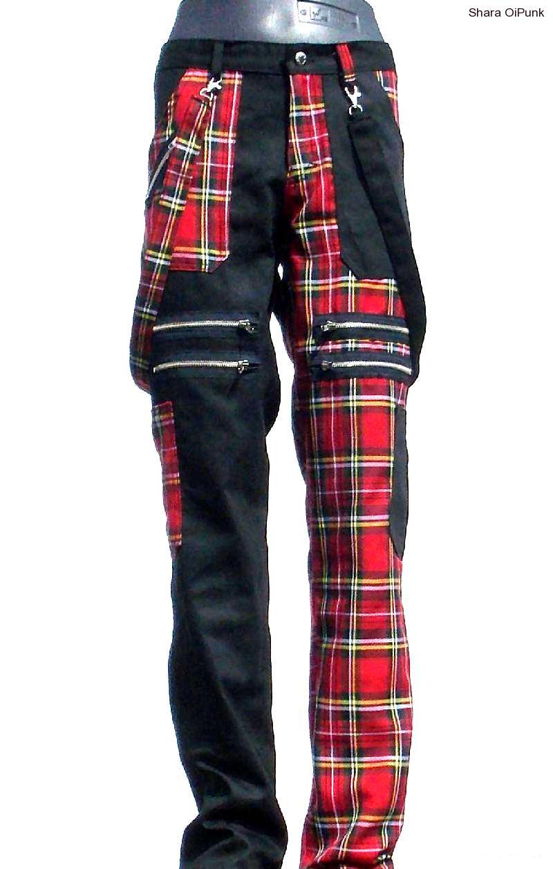 c775141fb7e Punk kalhoty kapsáče
